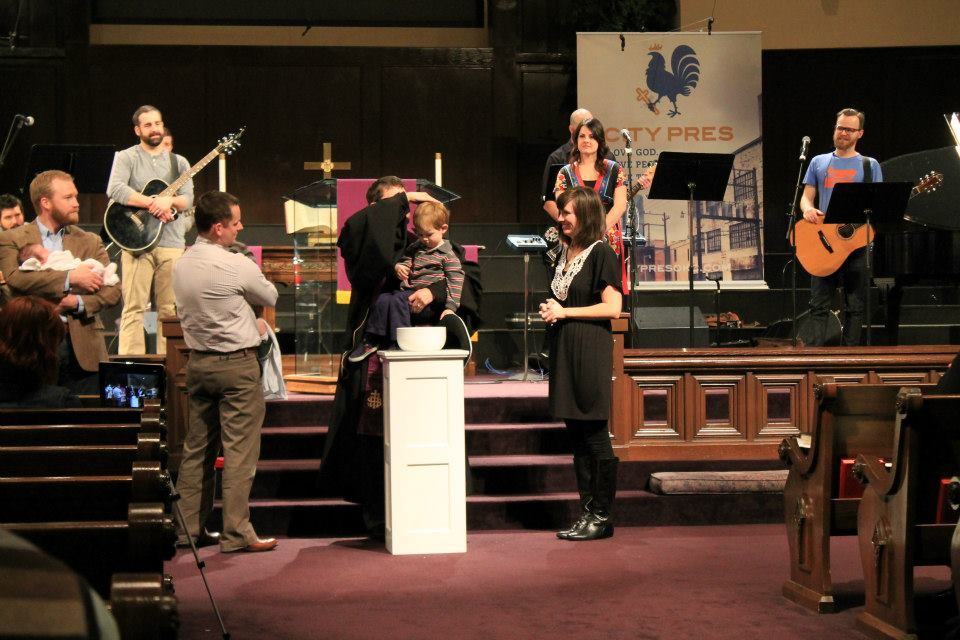 Ministry Praxis: Infant Baptism in Oklahoma City